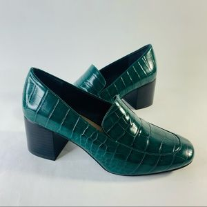 Alfani Carliyle Step N Flex Slip On Croc Shoes